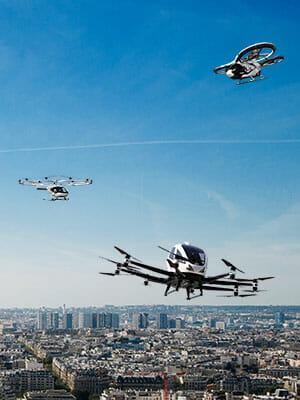 Urban Air Mobility UAM